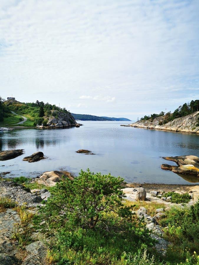 Лето водой стоковая фотография rf