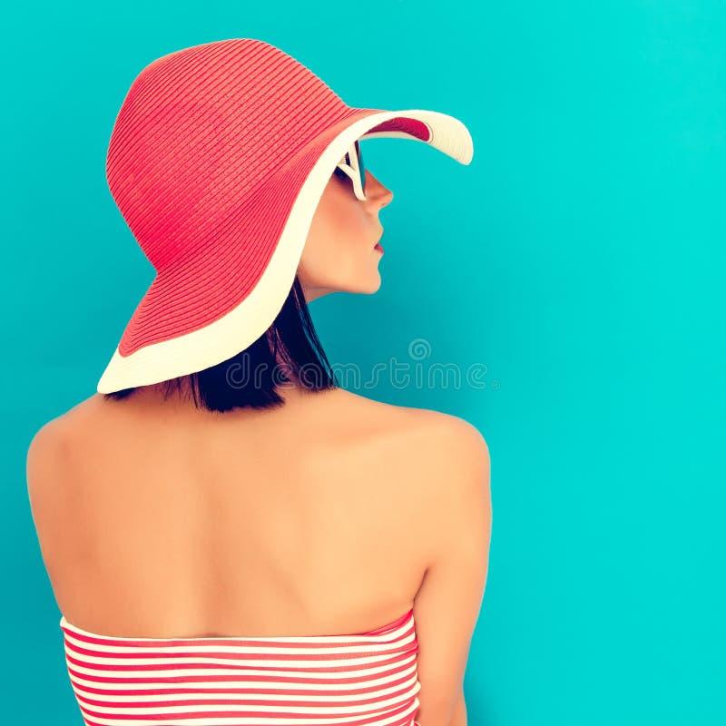 лето девушки чувственное стоковое фото