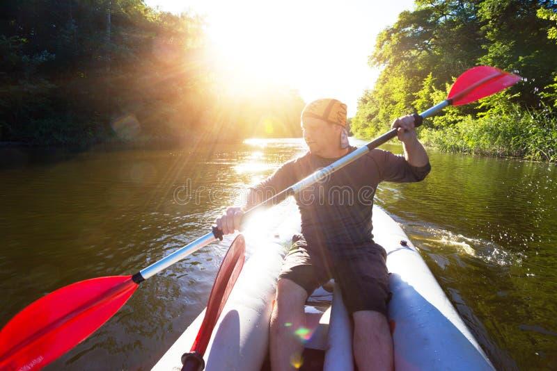 Лето и активный спорт стоковое изображение