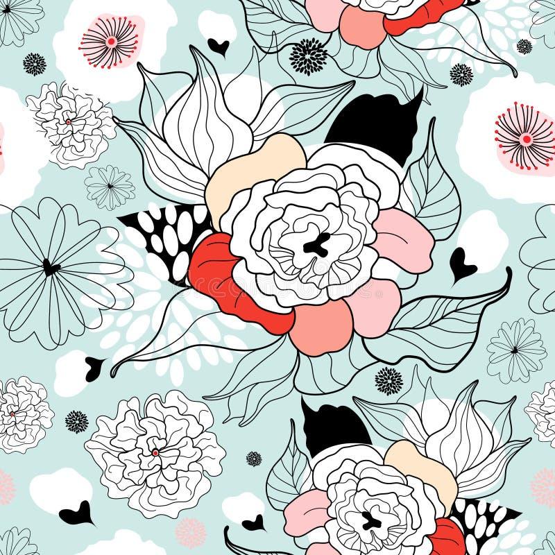 лето картины цветка бесплатная иллюстрация