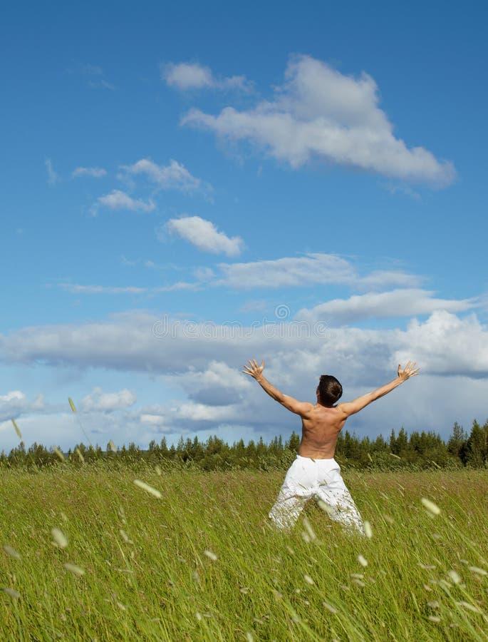 лето людей дня счастливое стоковая фотография