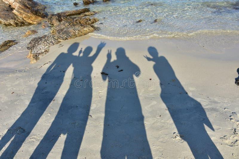 Лето на острове Сардинии стоковая фотография