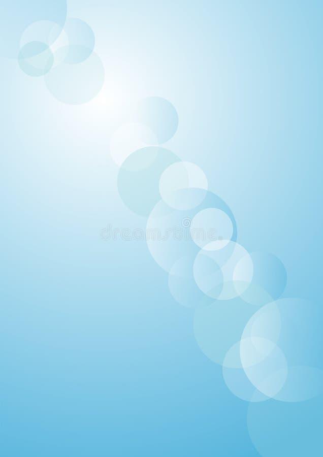 лето неба иллюстрация вектора