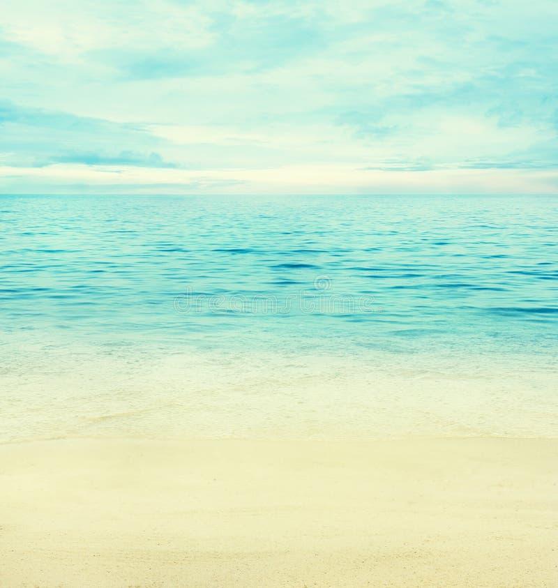 лето океана стоковые изображения