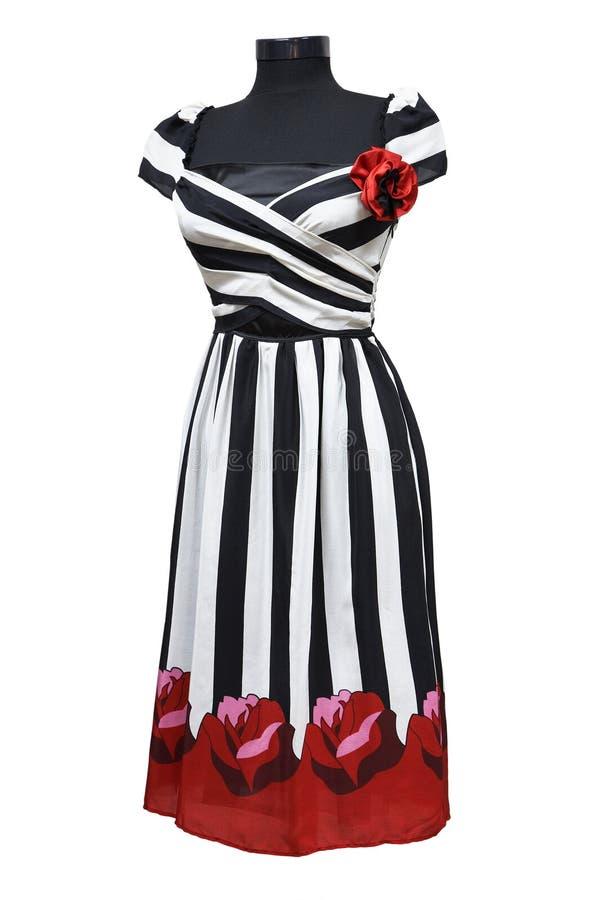 лето платья стоковая фотография