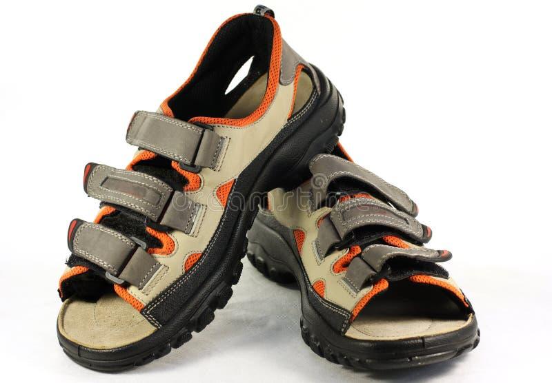 лето человека s обуви стоковые фотографии rf