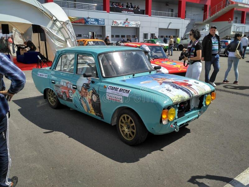 Лето raceway Москвы стоковая фотография rf