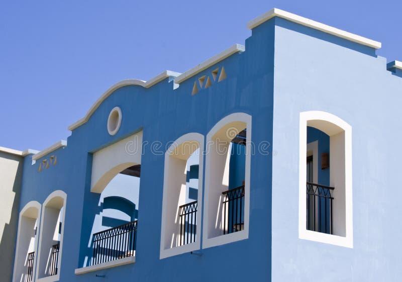 лето va неба голубой ясной гостиницы Египета славное стоковое фото rf