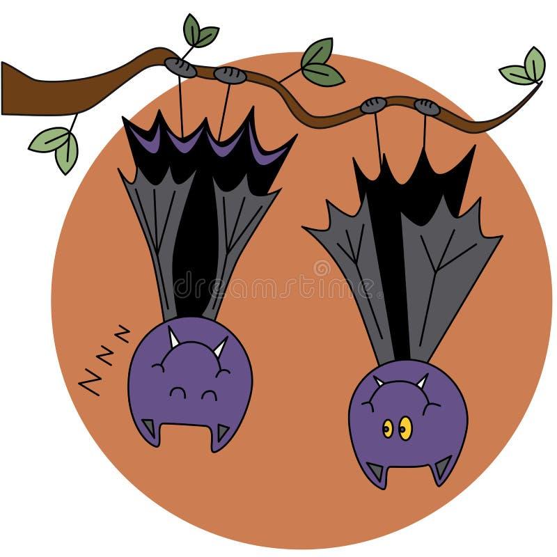 рисунок летучих мышей на дереве вверх ногами памятники