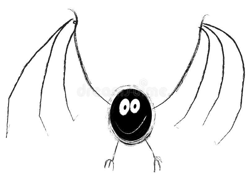 летучая мышь бесплатная иллюстрация