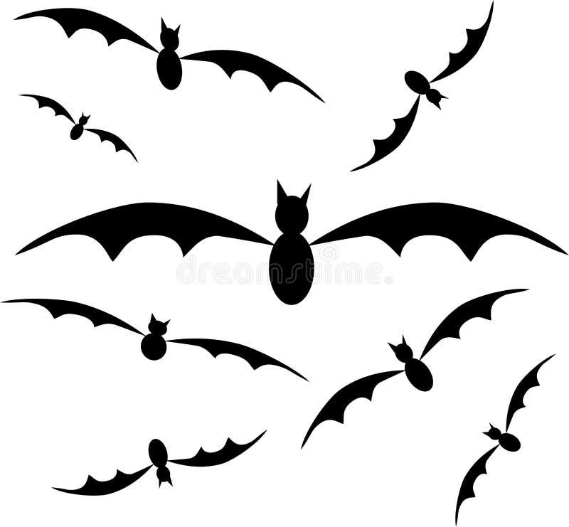 Download летучая мышь иллюстрация вектора. иллюстрации насчитывающей vamp - 6854342
