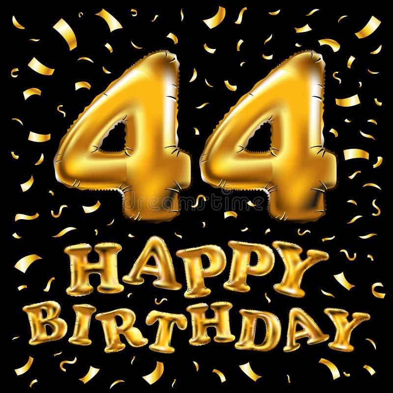 Поздравление с днем рождения прикольные на 44 года