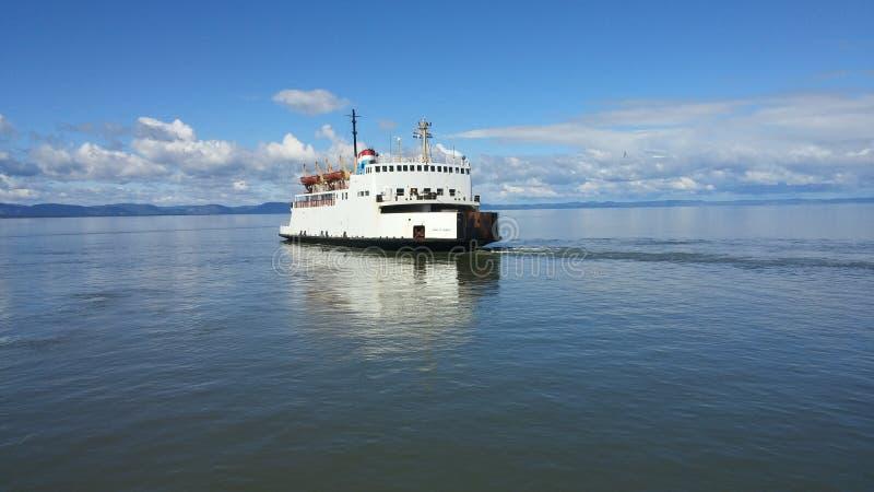 100 лет и все еще пересекая St Laurent стоковое фото rf