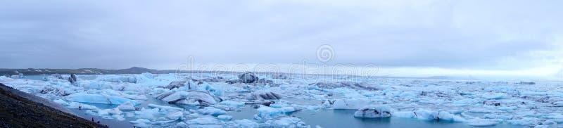 Ледники льда стоковое фото