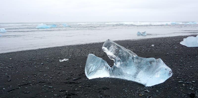 Ледники льда стоковые фотографии rf