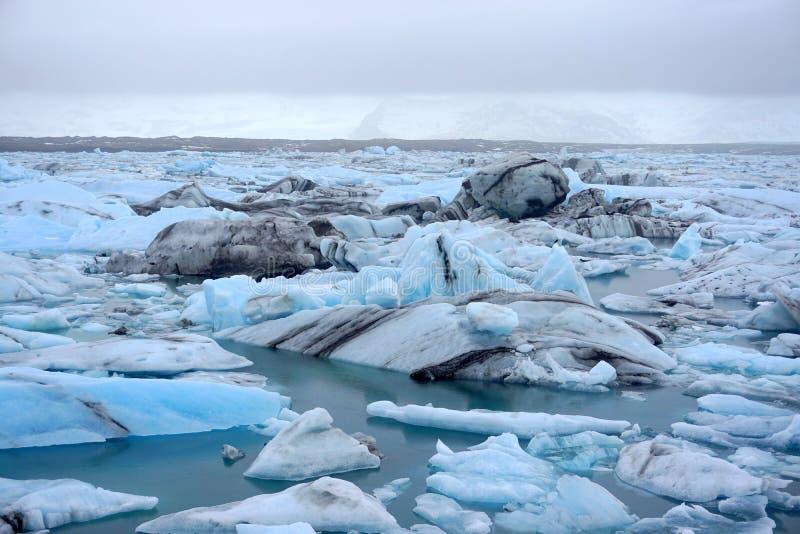 Ледники льда стоковые фото