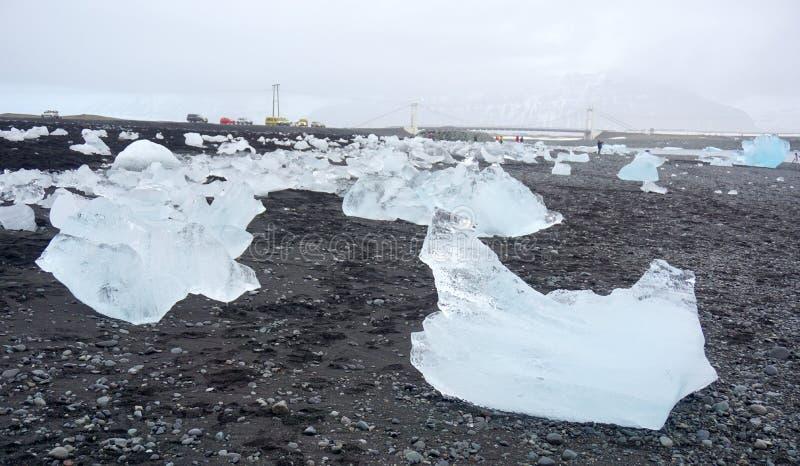 Ледники льда стоковые изображения rf