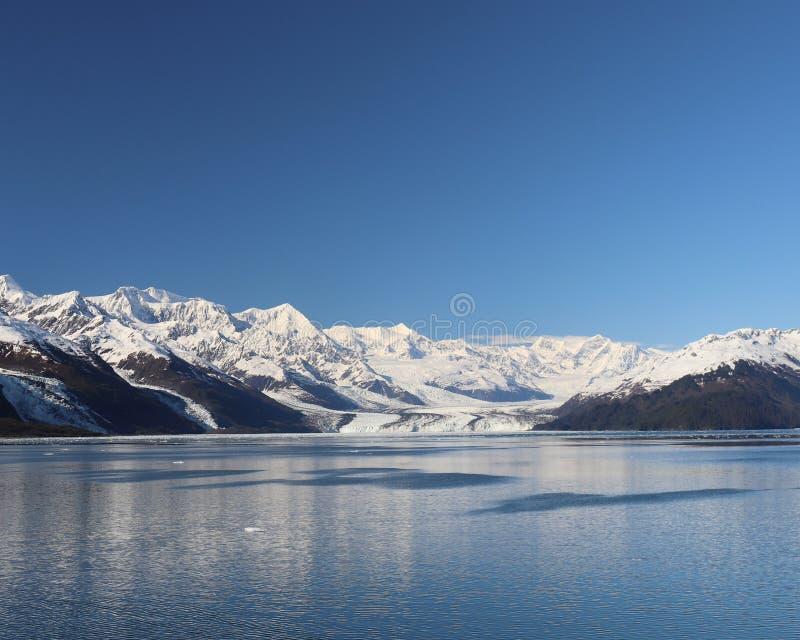 Ледники Tidewater Prince William Sound стоковые фотографии rf