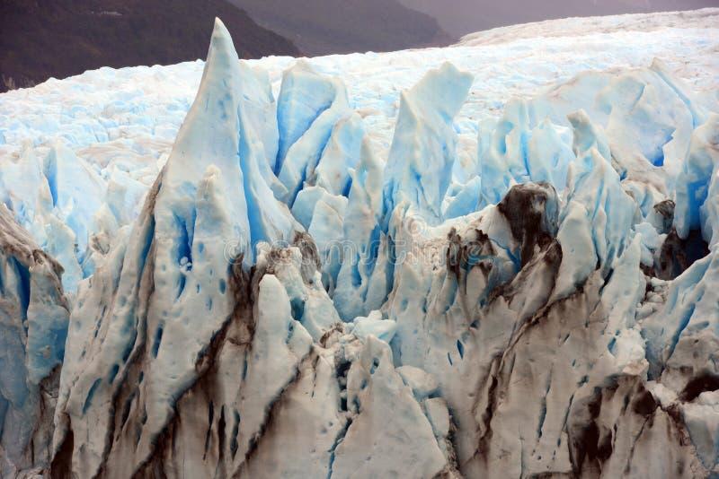 Ледник Perito Moreno стоковые изображения rf