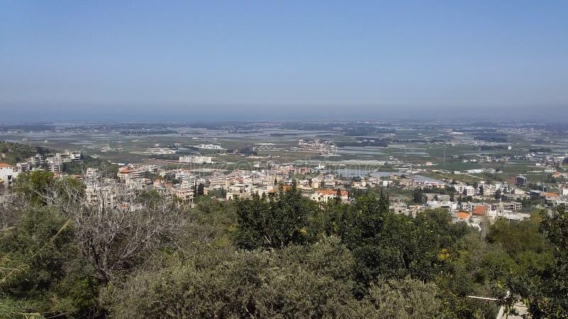Ливан стоковые фотографии rf