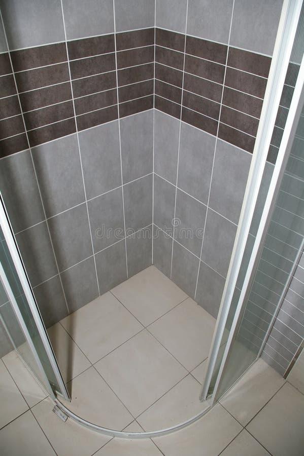 ливень ванны стоковая фотография