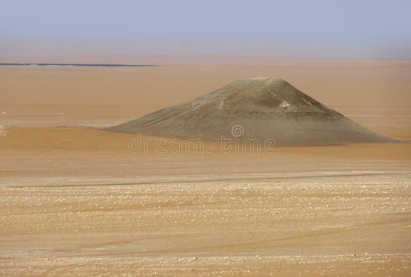 Ливийськая пустыня стоковые фотографии rf
