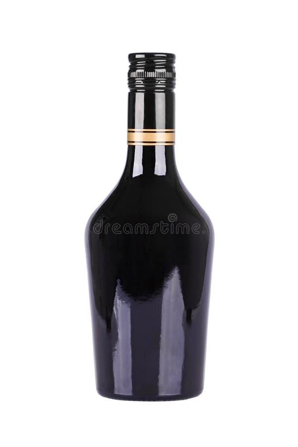 ликвор бутылки стоковое фото rf