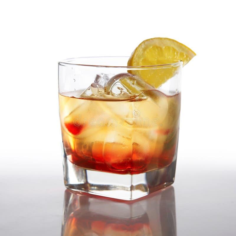 ликвор лимона коктеила стоковое изображение rf