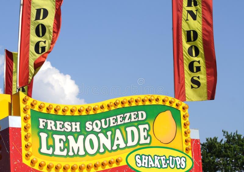 лимонад стоковое фото rf