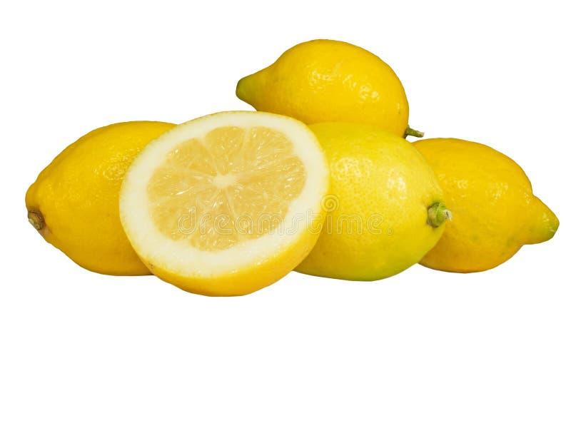 лимоны зрелые Стоковые Фотографии RF