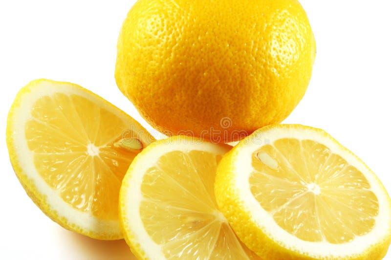 лимон отрезал все стоковые фотографии rf
