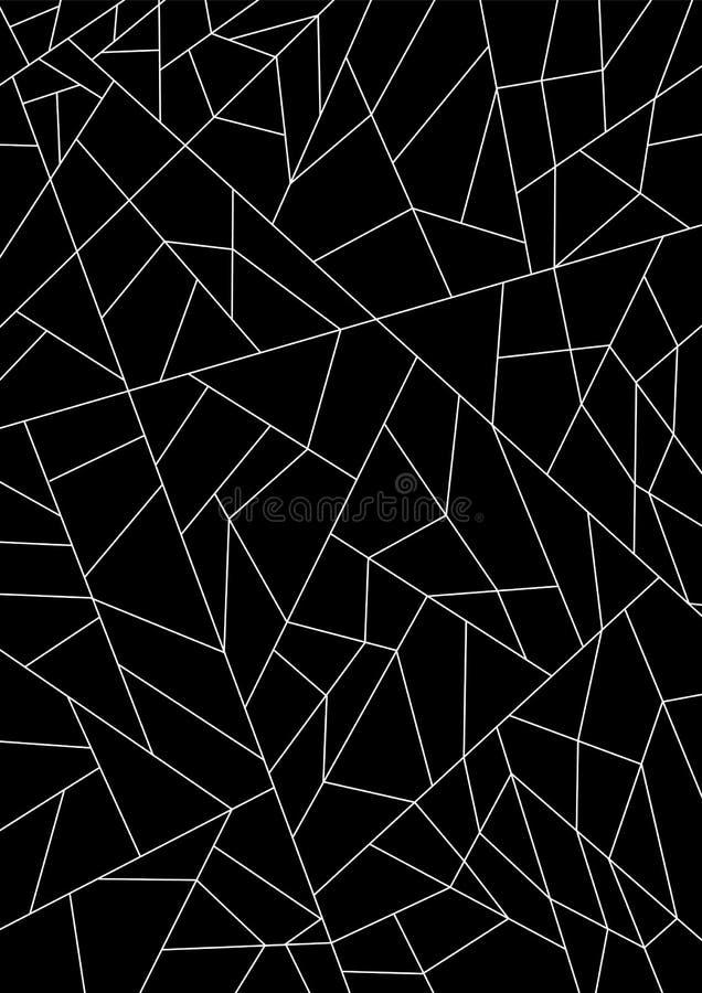 Линии предпосылки networked стоковая фотография