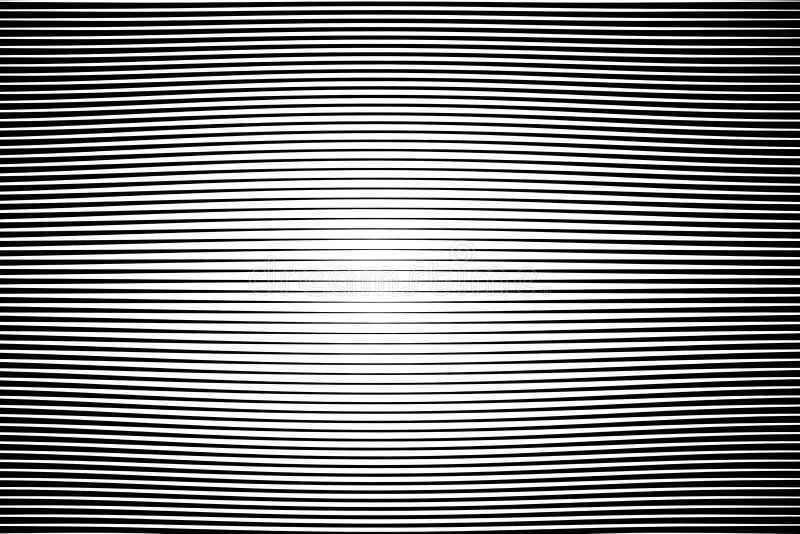 Линии резюмируют геометрические картину и текстуру с современным, contem иллюстрация вектора