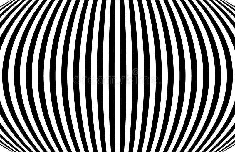 Download Линии с влиянием деформации Абстрактный Uncolored, Monochrome Il Иллюстрация вектора - иллюстрации насчитывающей абстракции, влияние: 81800551