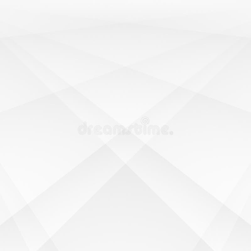 Линия абстрактные искусства геометрии затеняя и цвет градиента светлый голубой иллюстрация вектора
