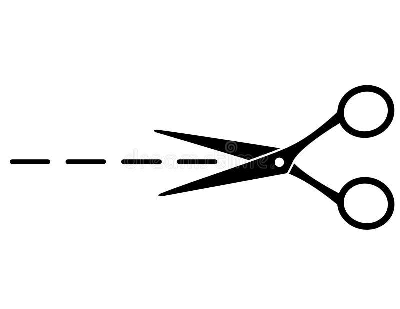 Пунктир ножницы картинка прозрачная