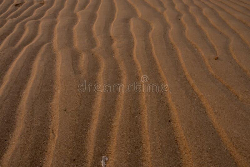 Линия песка стоковая фотография