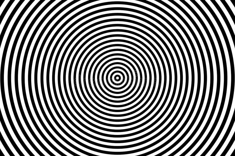 Круговая безшовная предпосылка картины иллюстрация вектора