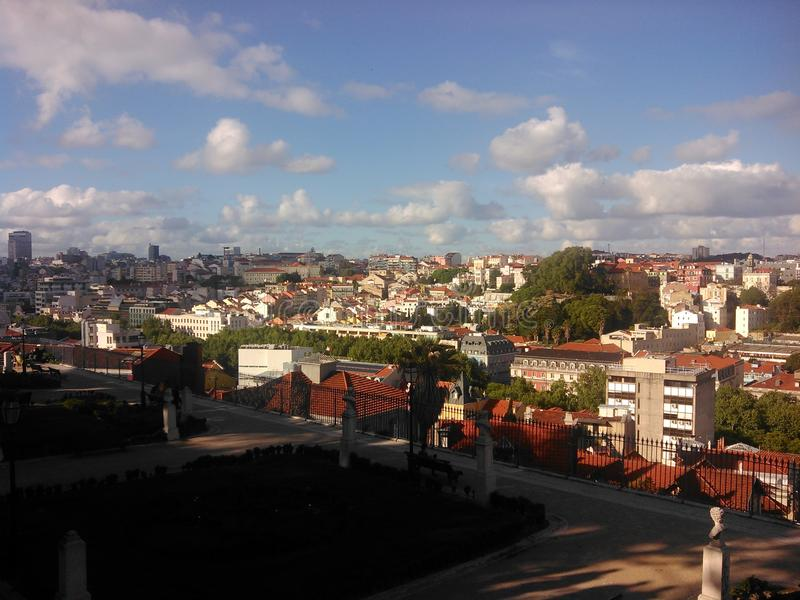 Лиссабон - Португалия стоковые фотографии rf