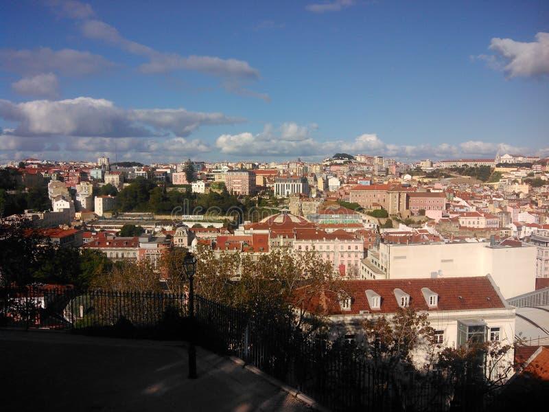 Лиссабон - Португалия стоковые изображения