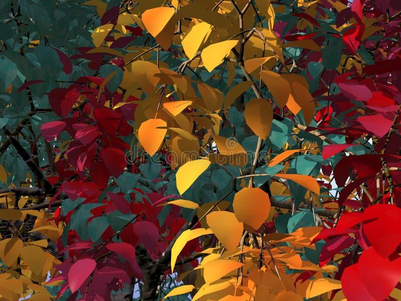 листво бесплатная иллюстрация