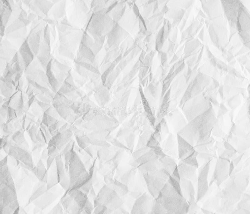 Лист белой бумаги как предпосылка стоковое изображение rf