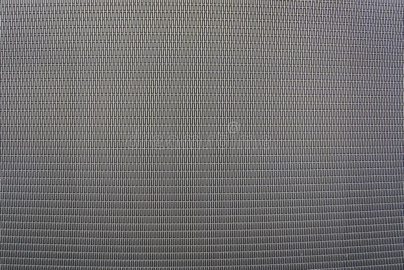 Лист предпосылки металла предусматриванный с абстрактными линиями и отверстиями стоковые фотографии rf