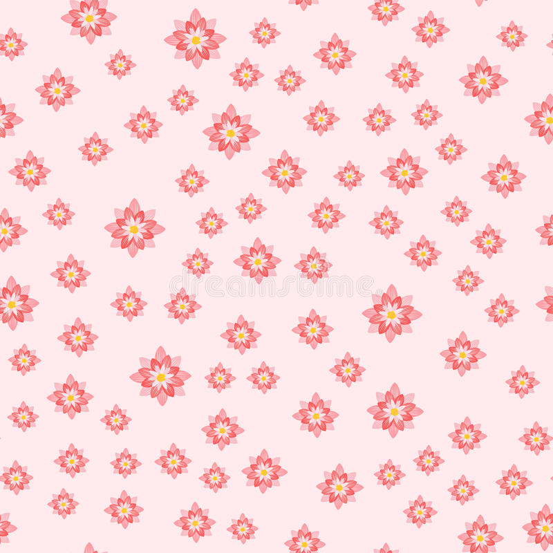 Лист чертежа красивого тропического дизайна природы украшения заводов лета дизайна картины цветка безшовного красочного флористич иллюстрация вектора
