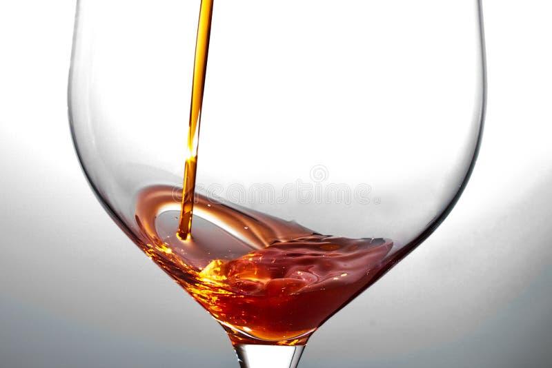 лить питья стоковое фото rf