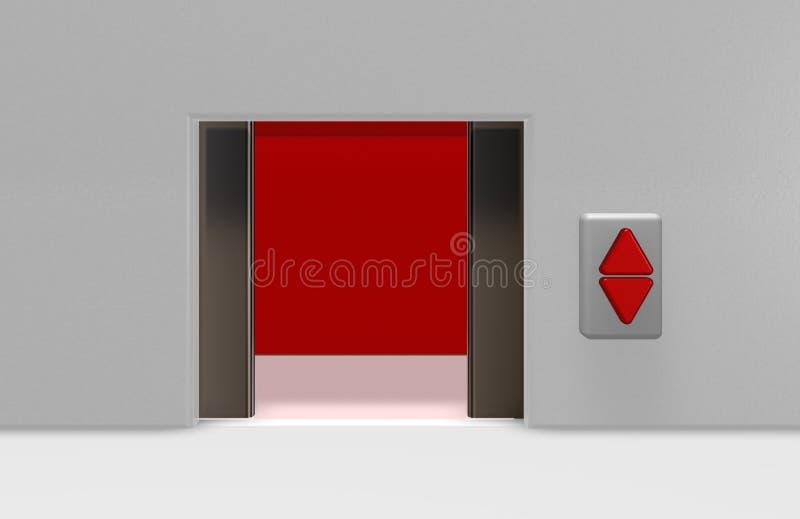 Лифт бесплатная иллюстрация