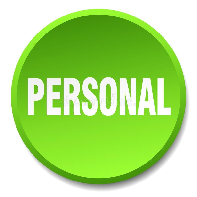 личная кнопка бесплатная иллюстрация