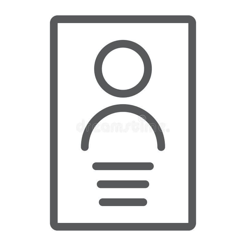 Личные значок телевизионной строки с данными телетекста, файл и инфор иллюстрация вектора