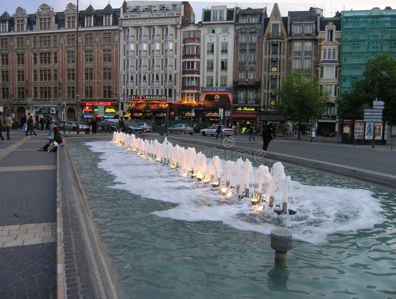 Лилль Франция стоковые фото