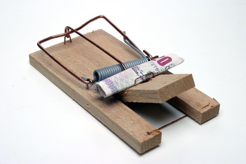 ловушка дег стоковое фото